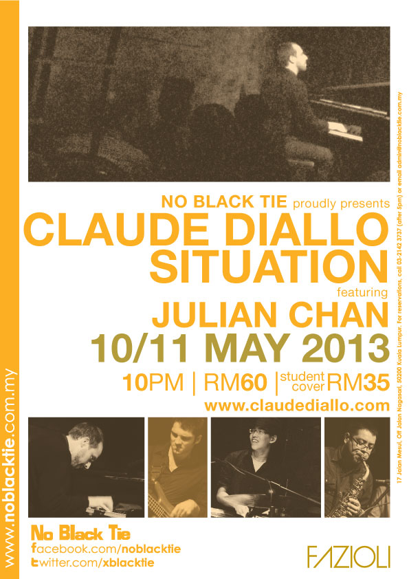 Claude Diallo Situation May 10 & 11 NBT