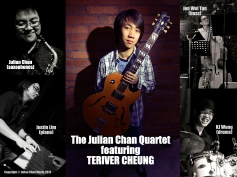 JC Quartet-Teriver